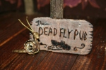Dead Fly Pubsign
