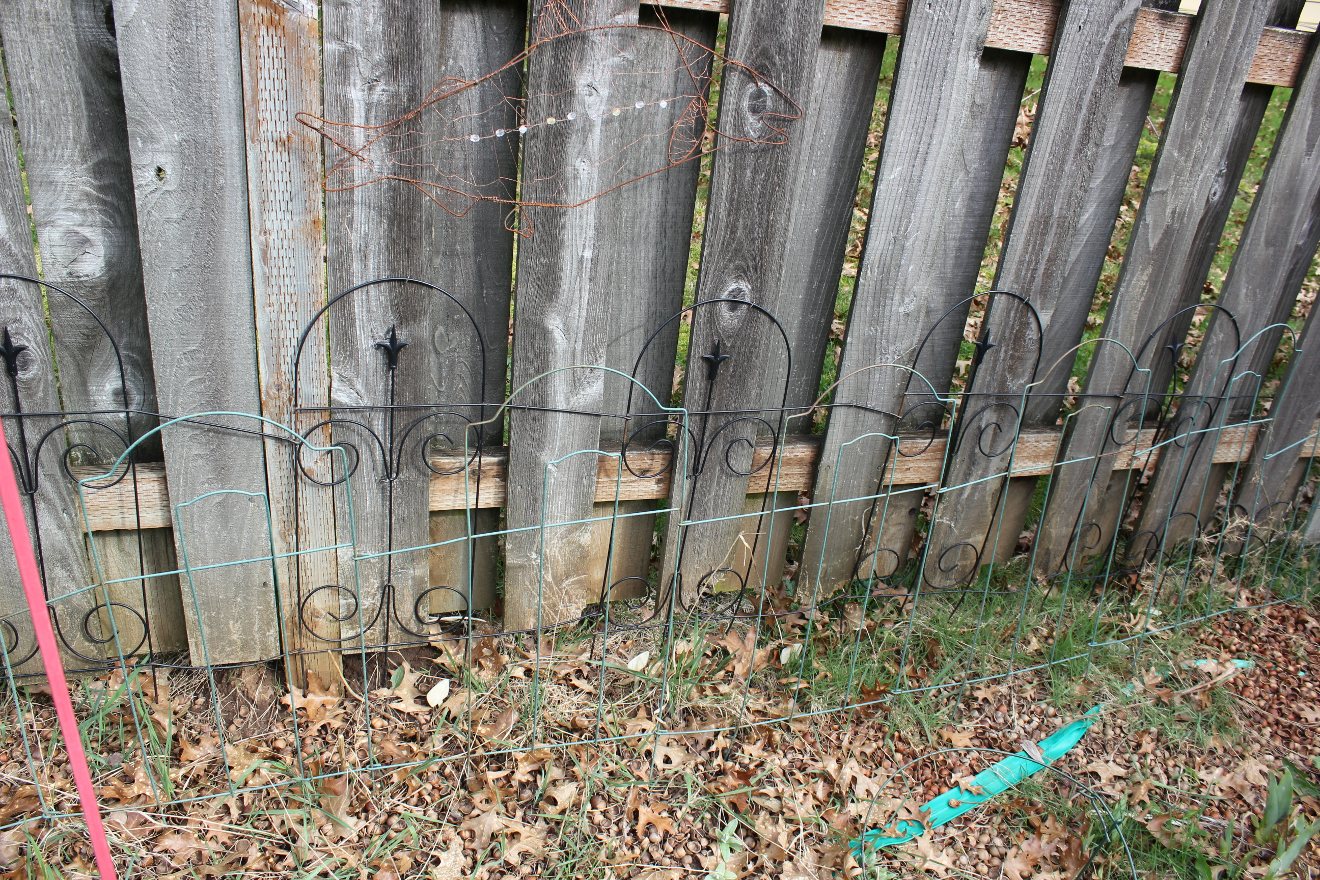Dog Digging Under Fence Chicken Wire.Top How To Keep Dog From ...